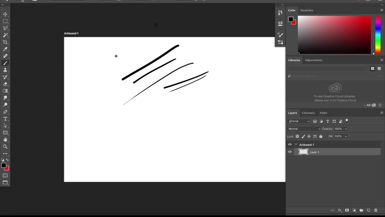 How to Fix Pen Pressure in Photoshop 2018 - Mac OS Mojave - Wacom