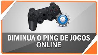 Como diminuir o ping de jogos online #2