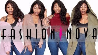 Fashion Nova Haul | FALL Curvy Girl Fashion + TRY ON