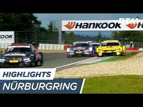 Highlights Race 1 - DTM Nürburgring 2017