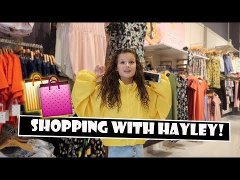 Shopping With Hayley 🛍 (WK 386.5) | Bratayley