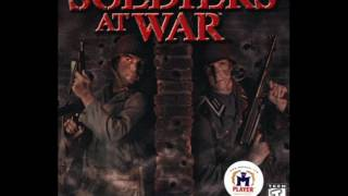 Soldiers At War PC Game 1998 Soundtrack - Ambush4st