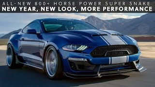 All-New Shelby Super Snake