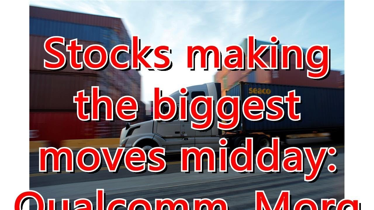Stocks making the biggest moves midday: Big Lots, Apple, Beyond ...