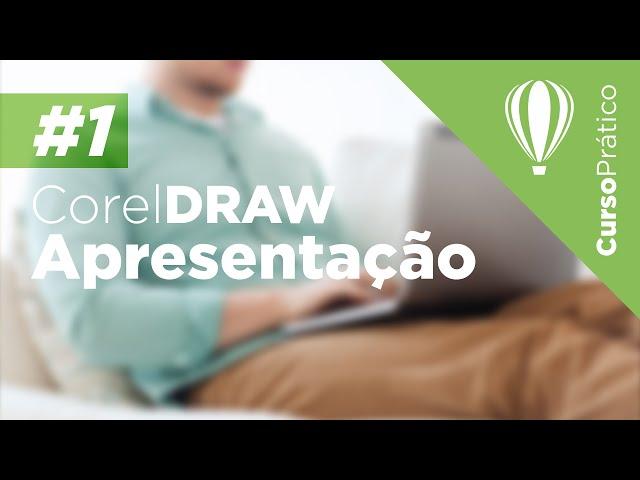 Curso De Aprimoramento Prático Mediúnico: Curso Prático De CorelDraw Por Clube Do Design