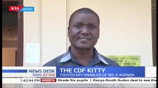 Projects CDF has successfully put up, as it is touted to be a key enabler of the Big 4 agenda