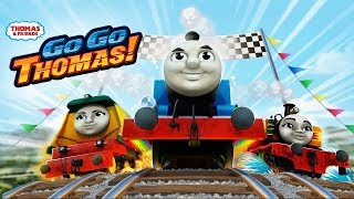 Thomas & Friends: Go Go Thomas! New Update 2018 - All trains Unlocked - Challenge Thomas VS Friends