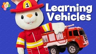 Surprise Toys for Kids | Car Toy Unboxing - Firetruck | Fun Toy Videos for Toddlers | BabyFirst