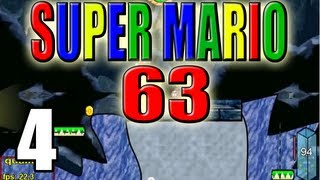 Super Mario 63 - Let's Play Super Mario 63 [German/100%] Part 4: Shifting Sand Land & Castle secret Stars Bereich A