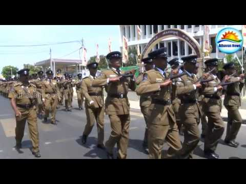 Police day events in Jaffna