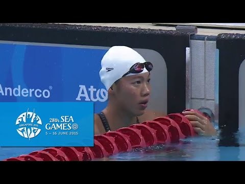 Swimming Women's 800m Freestyle Finals (Day 1) | 28th SEA Ga