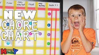 Two New Family Members & New Chore Chart || Mommy Monday thumbnail