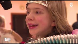 ASIAN MELODY. Valse boston – Madlyn accordéon 11ans Accordéon enfant. Musique asiatique. Asian music