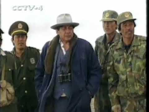 Hoh Xil Tibetan antelope Conservation 中國武警 可可西里 保護 藏羚羊