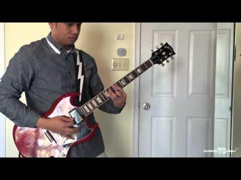 Veruca Salt - Seether guitar cover