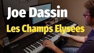 Joe Dassin - Les Champs-Élysées - Piano Cover & Sheet
