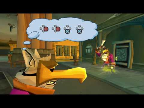 Sly Cooper Italian Accents