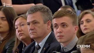 Запитання Михайла Ткача президенту Порошенку | «СХЕМИ»