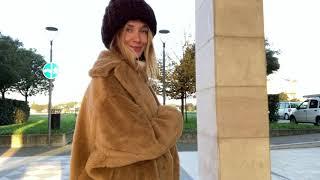 Осенне зимний гардероб что носила на этой неделе