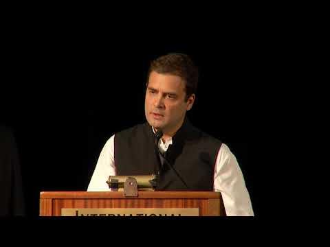 Congress VP Rahul Gandhi Full Speech and Interaction at UC Berkeley  Unedited and HD 