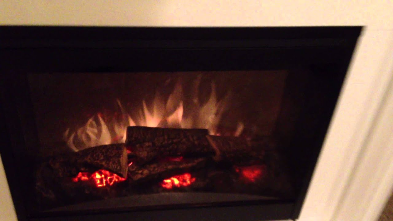 dimplex electric fireplace youtube