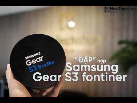 SAMSUNG GEAR S3 Frontier R765 LTE (Like New)