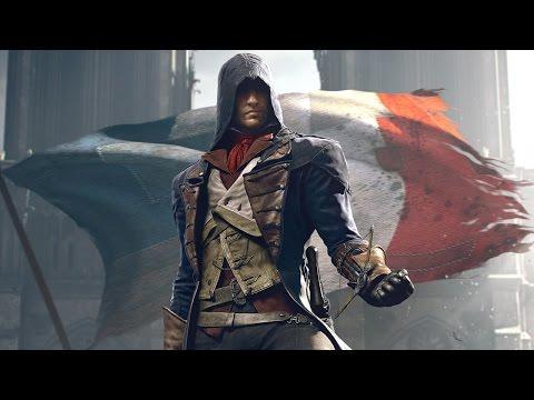 Прохождение Assassins Creed Unity (Единство) — Часть 1: Версальские воспоминания