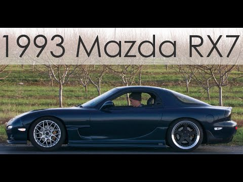 1993 mazda fd rx7 feature | gears and gasoline *christmas special