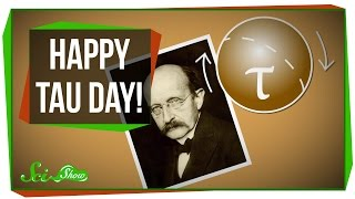 Happy Tau Day!