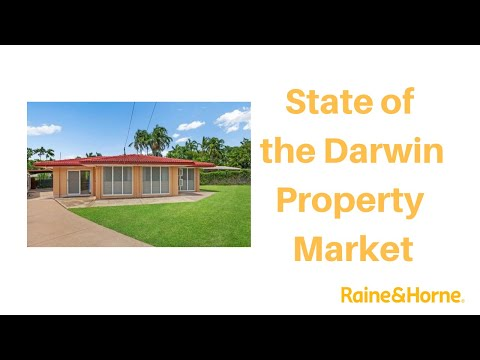 The State of the Darwin Property Market - Q2 2018