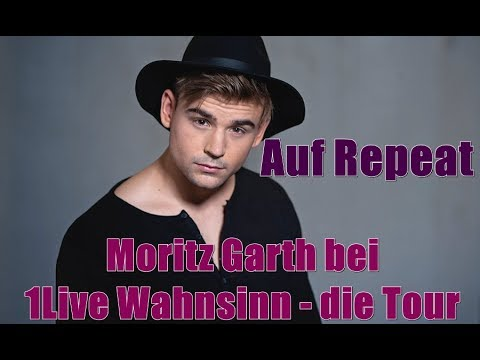 Moritz Garth - Auf Repeat - Akustik Version || 1Live Wahnsinn die Tour