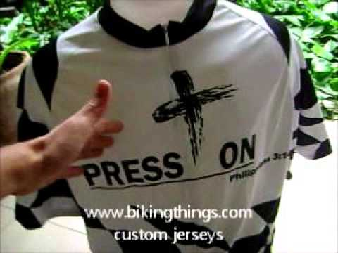custom christian bike jersey cdcad80e5