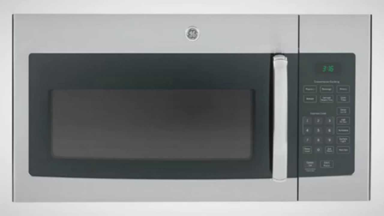 Installation of ge microwaves over the range - Ge Microwave Over The Range Ge Jvm3160rfss