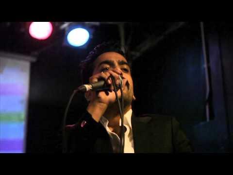 Black Black Hills - A Drowning - live at 93ft East, London