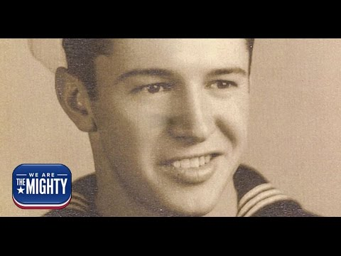 The 12-year-old who became a Navy hero in World War II