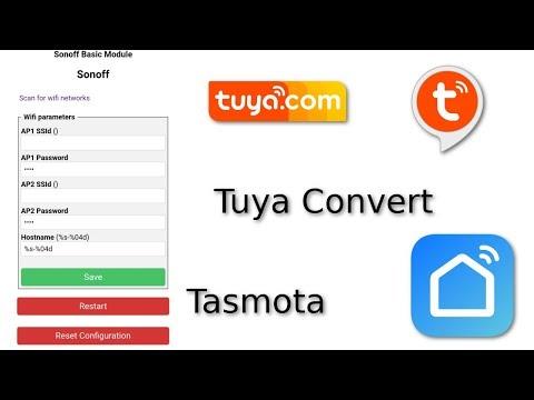 Tasmota su dispositivi Tuya Over The Air grazie a Tuya Convert - VidVui