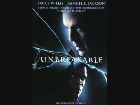 """End Credits Music from the movie """"Unbreakable"""""""