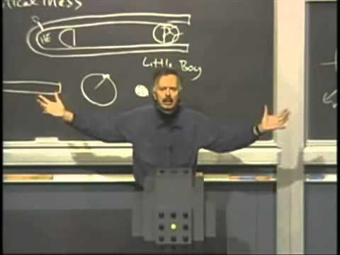 Nuclear Physics 101   Critical Mass and the Gun Design Nuke   2 of 6