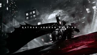 Batman: Arkham Origins-The Opening Gameplay