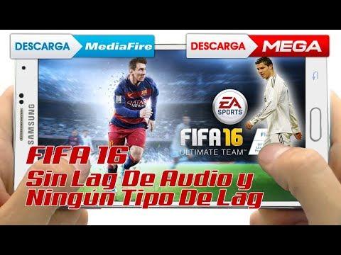 FIFA 16 UT Original Android y iOS, Sin Lag De Ningún Tipo