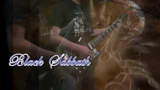 Neon Knights cover,Black Sabbath Guitar: John Birch Amp: JamVox Hea...