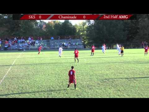 South Kent School Prep Soccer vs Chaminade