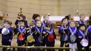 Cantata de Nadal - Educació Infantil 3 anys - 19 de desembre de 2016