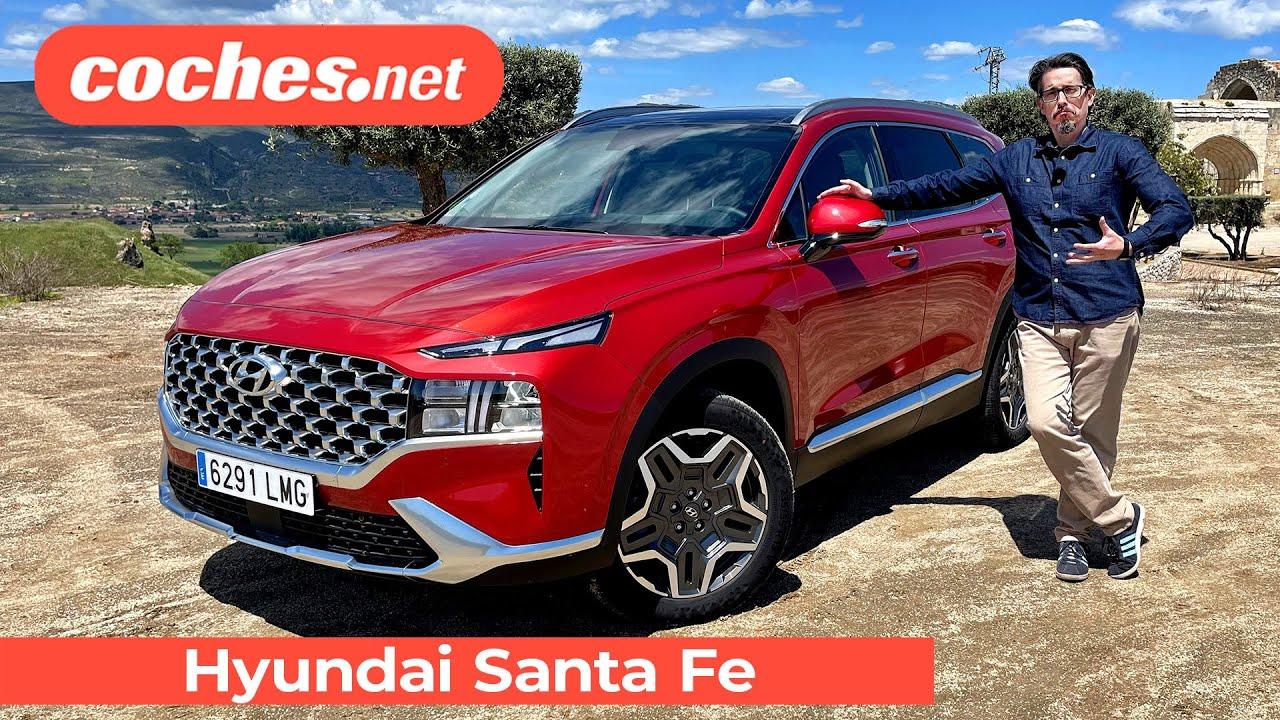 Download Hyundai SANTA FE 2021 SUV   Primera prueba / Test / Review en español   coches.net