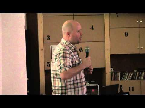 David Grudl: představení Nette Framework 2.0 [Posobota 36]