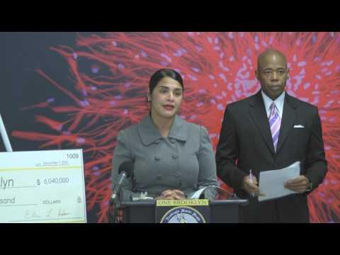 One Brooklyn-- FY17 Economic Development Capital Budget Announcement