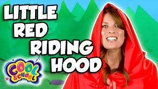 Little Red Riding Hood - Story Time with Ms. Booksy & Drew Pendous! | Cool School Compilation