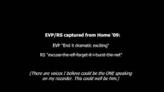 EVP/RS Captured from my Recorder...  Exposing the Reptilian Agenda!!!