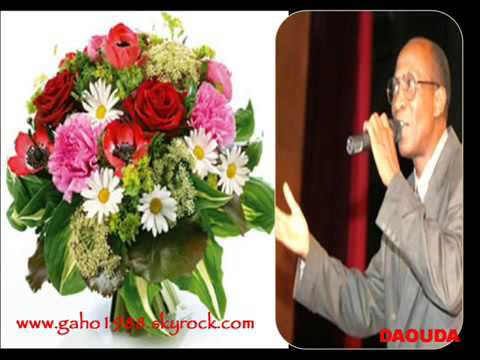 Daouda   le bouquet de fleur
