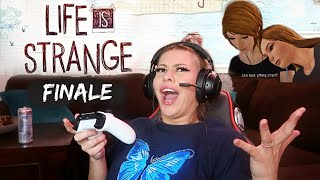 "drunk and playing ""life is strange"" FINALE!!"